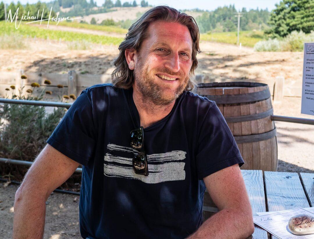 Matt Parish Lula Winery Anderson Valley