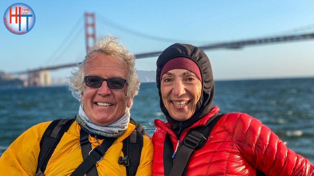 Michael Hodgson Therese Iknoian Golden Gate Bridge View