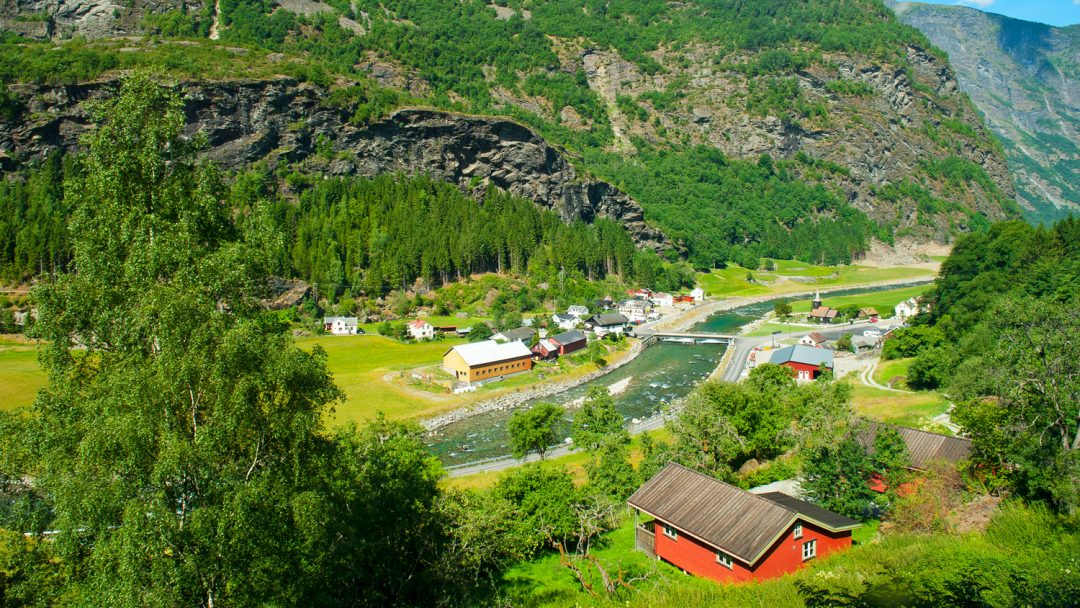 Myrdal Flam Norway On A Norway In A Nutshell Tour