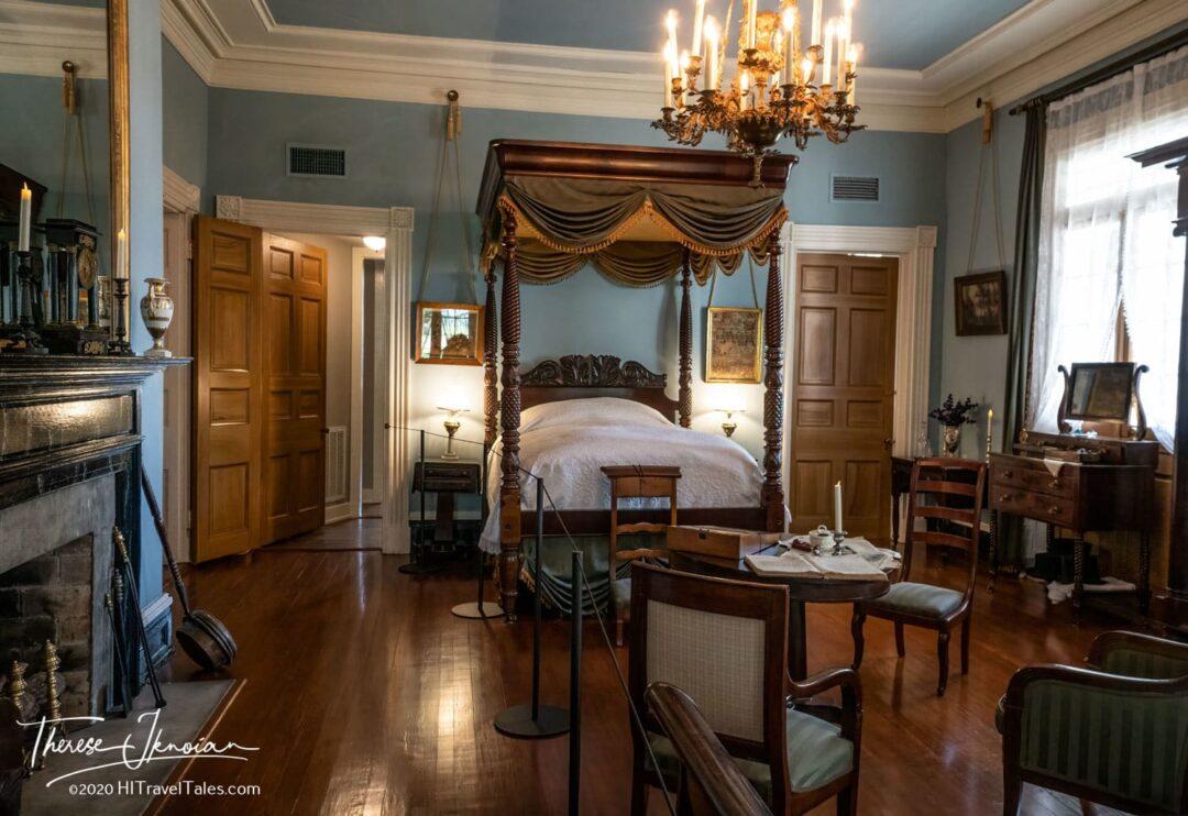 Oak Alley Bedroom