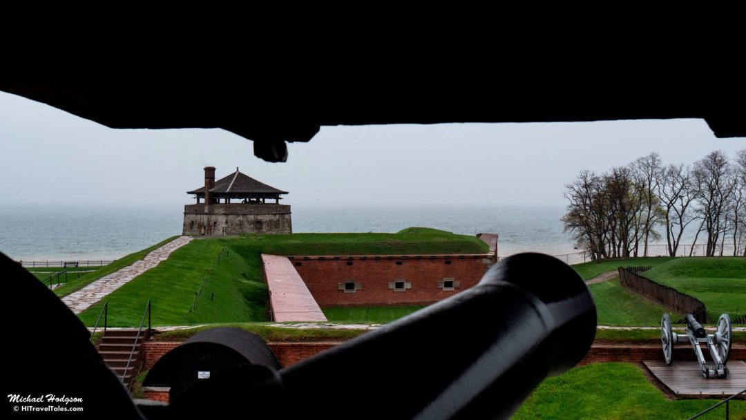 Old Fort Niagara Ramparts