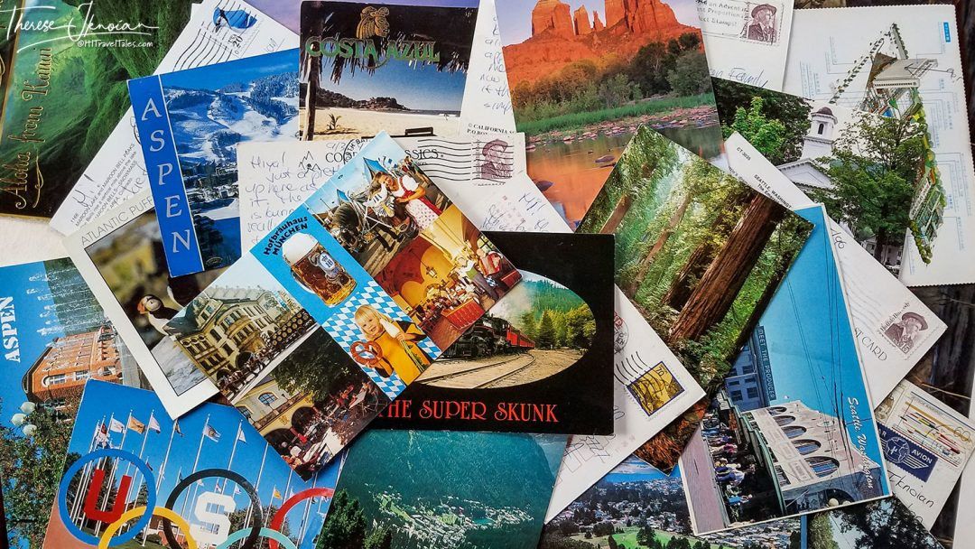 Postcards Of The World Therese