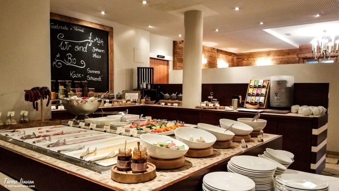 Q! Resort Breakfast Buffet