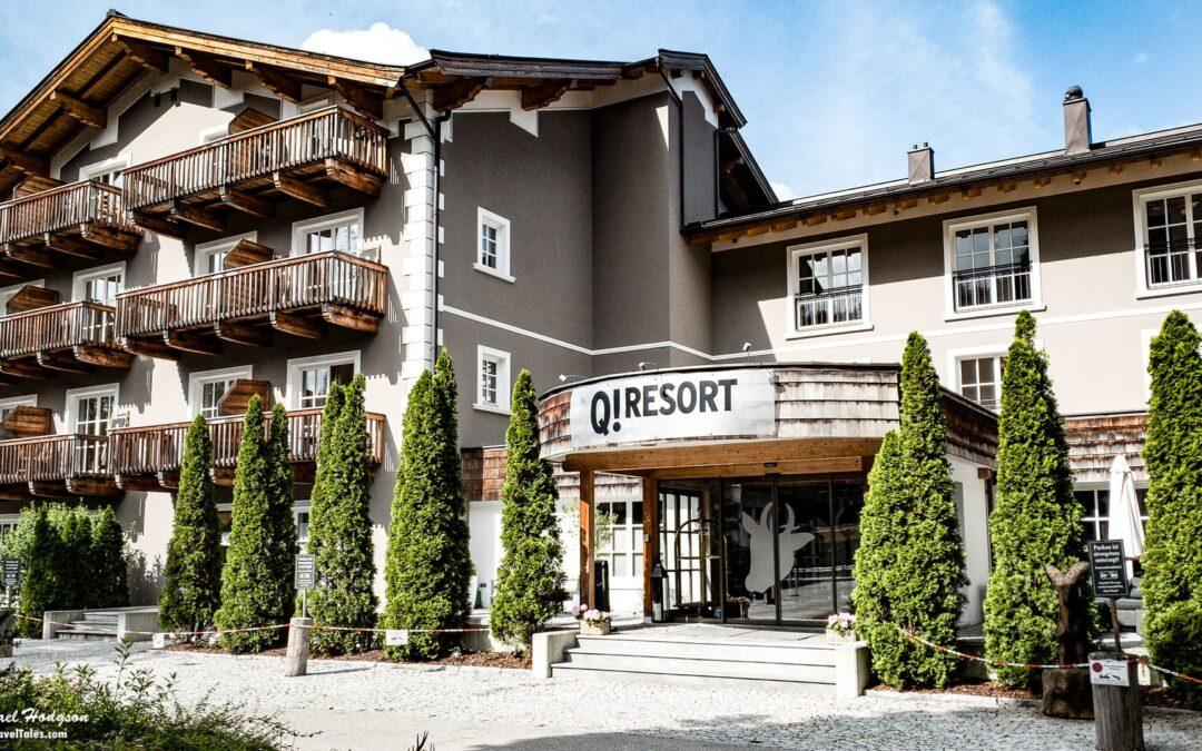 Review of the Q! Resort in Kitzbühel, Austria