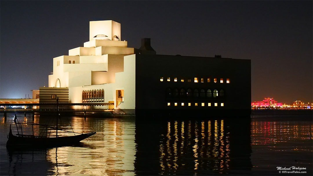 Qatar Museum Islamic Art is one of the best things to do in Doha.