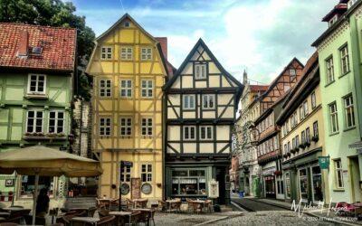 Quedlinburg: An ubercute village in Germany's Harz mountains