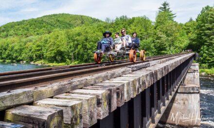 The best railbike adventure – Find railbikes near me