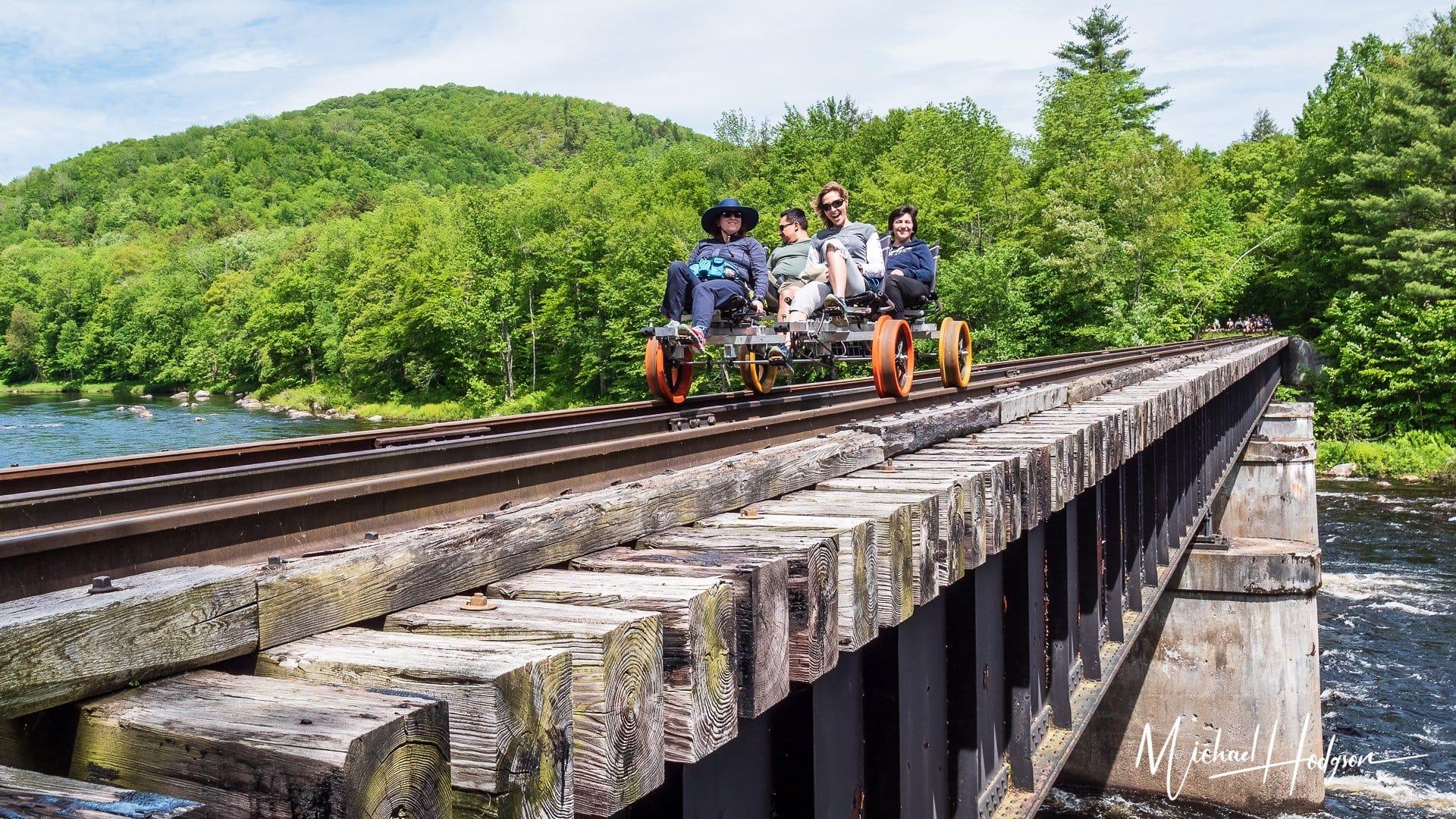 Railbiking Near Me Hudson River