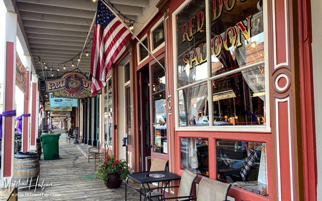 Red Dog Saloon Virginia City Nevada