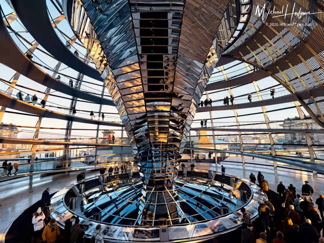 The Reichstag Dome History Circle And Views