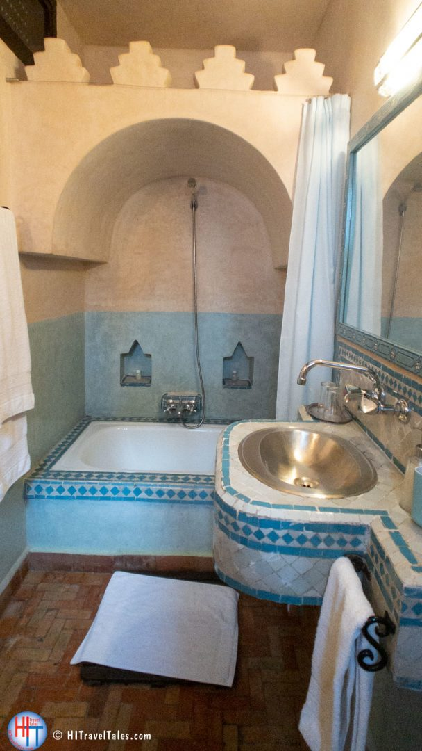 Asilah Dar Manara Bathroom