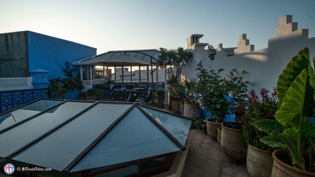 Asilah Dar Manara Rooftop Terrace