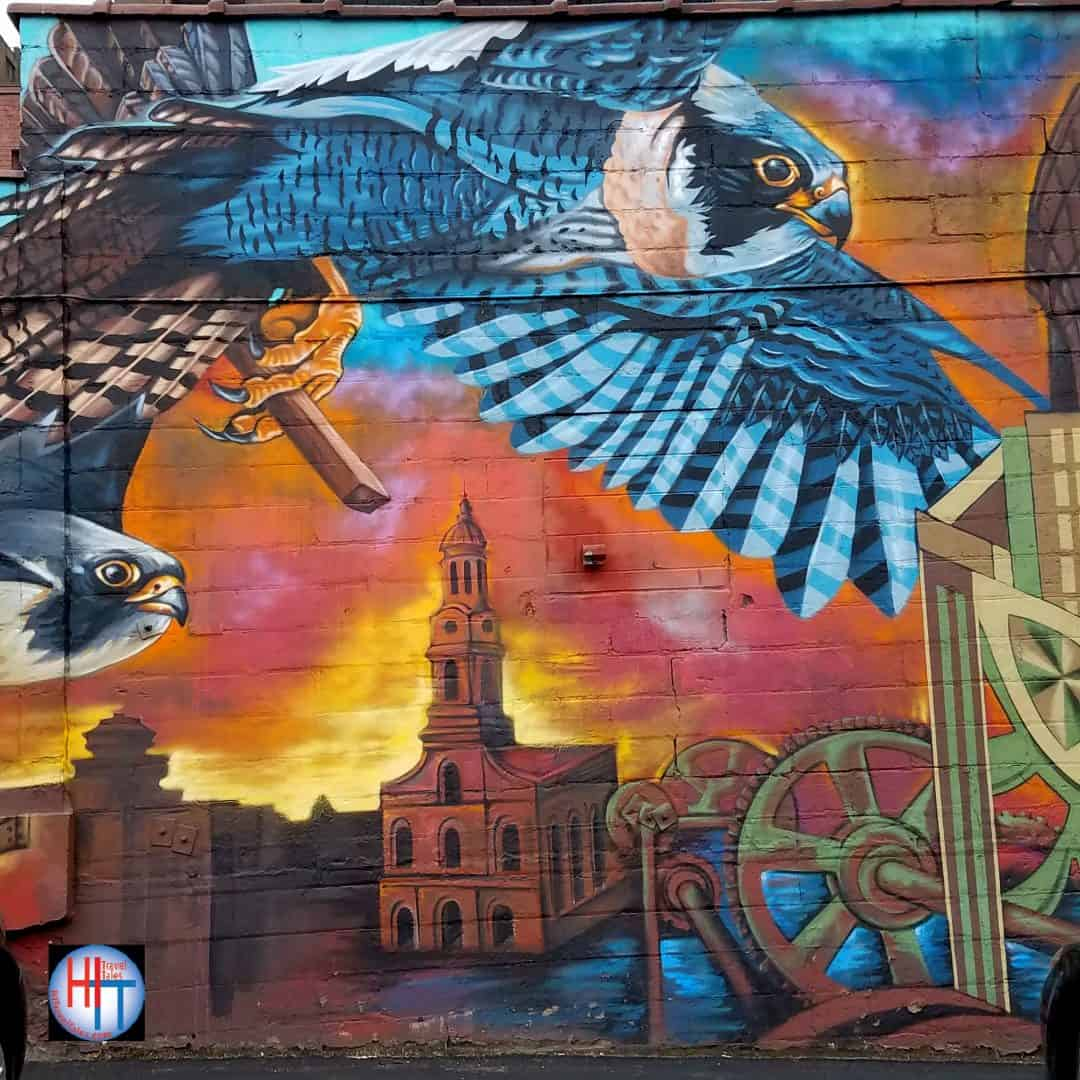 Rochester New York Street Art