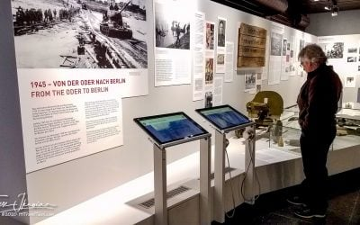 Seelow Heights museum memorializes Battle of Berlin 75th anniversary