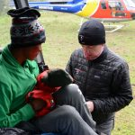 Why we use Global Rescue for our medical evacuation and security coverage