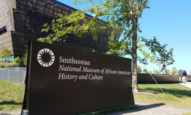 Visiting the Smithsonian Museum of African American history