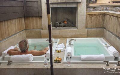 Indulgent spa detox at Villagio Spa in Napa – intimate oasis escape