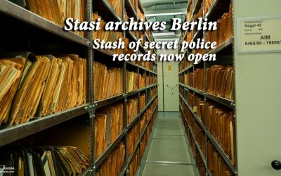 Stasi archives Berlin – Stash of secret police records now open