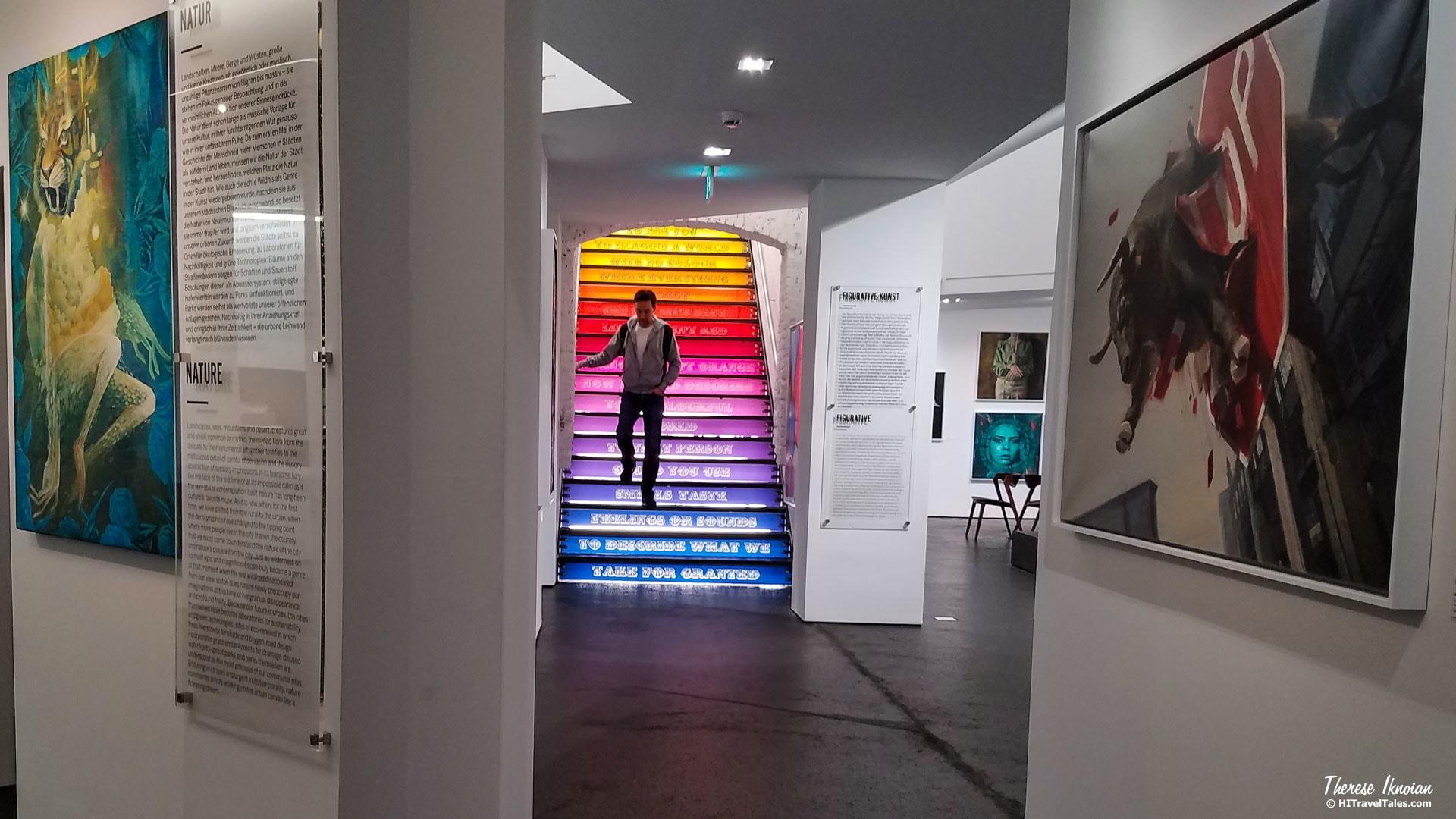 Urban Nation museum showcases street art in Berlin