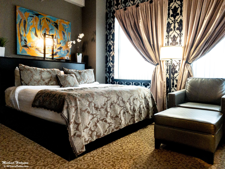 Review Of The Giacomo Hotel A Boutique Hotel In Niagara Falls