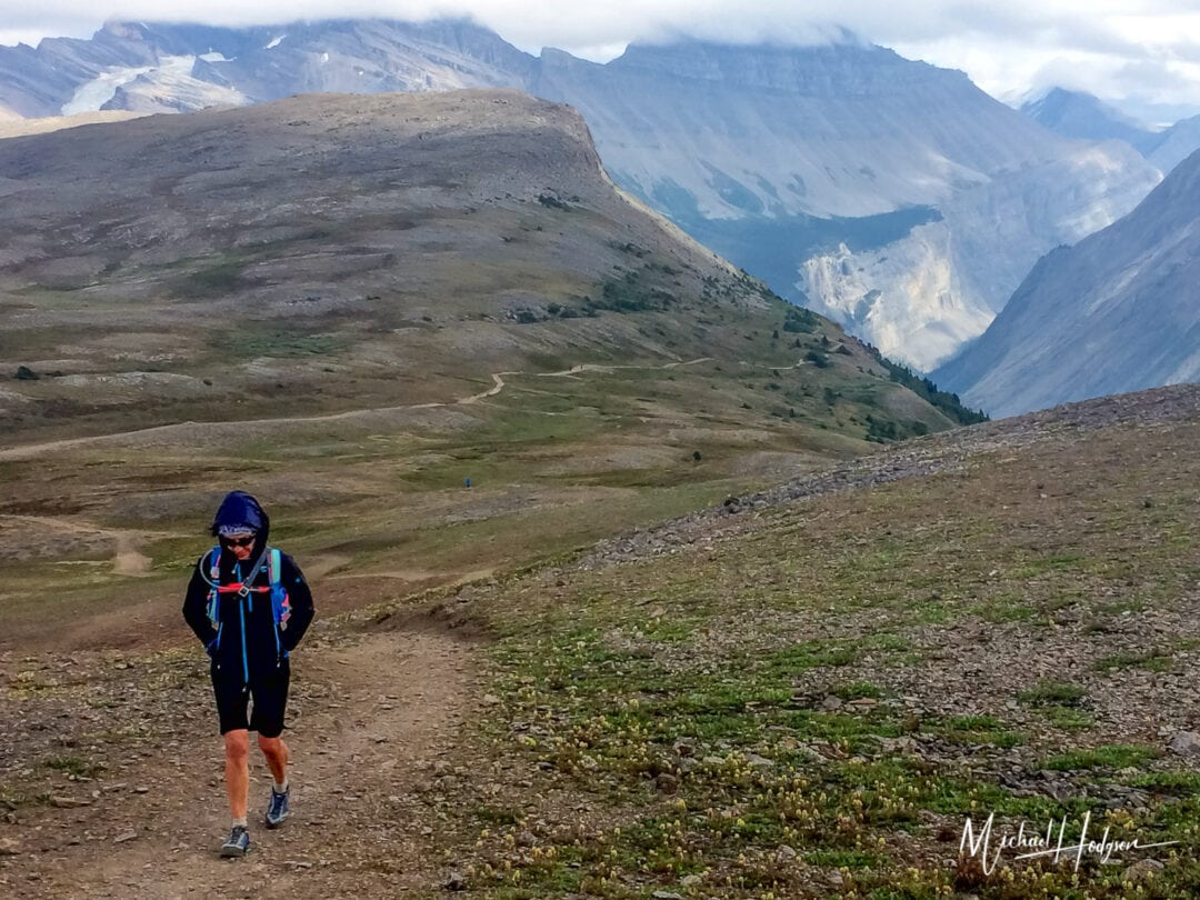 Therese Iknoian Icefields Parkway