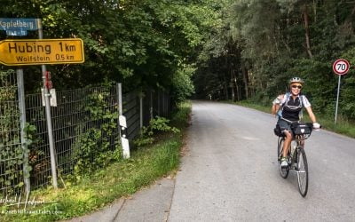 Training tips for a multi-day bike tour