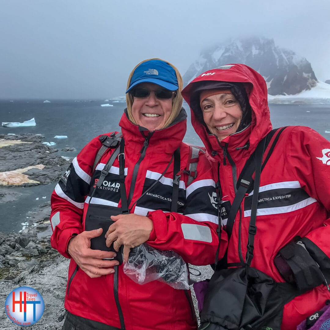 Therese Michael Antarctica