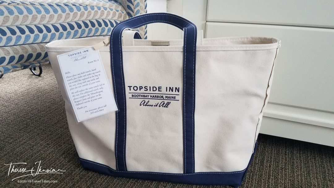 Topside Inn Room Cleaning Instructions In A Bag