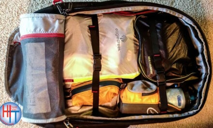 Travel Organization Tips: Cube, compress, fold, roll