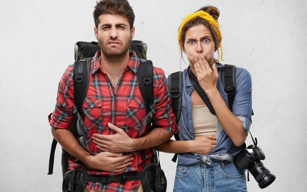 How to avoid getting traveler's diarrhea or food poisoning