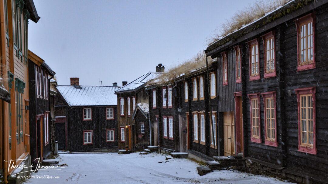 Visit Roros Historic Area