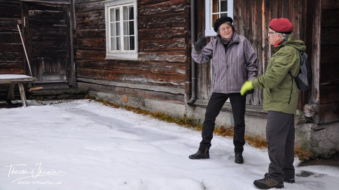 Visit Roros Norway Walking Tour
