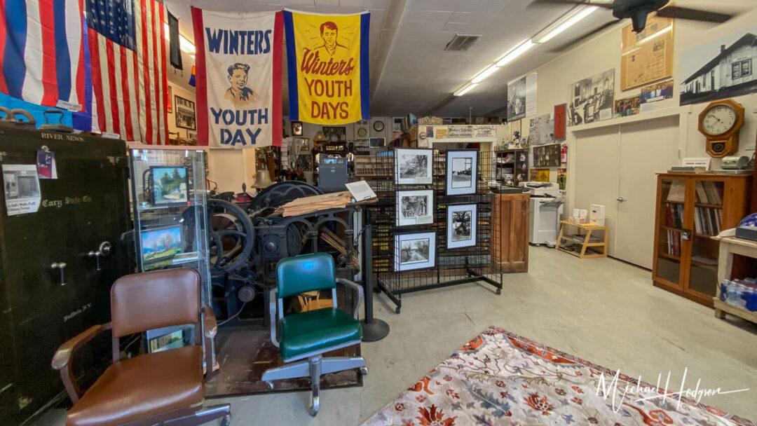 Visit Winters Museum