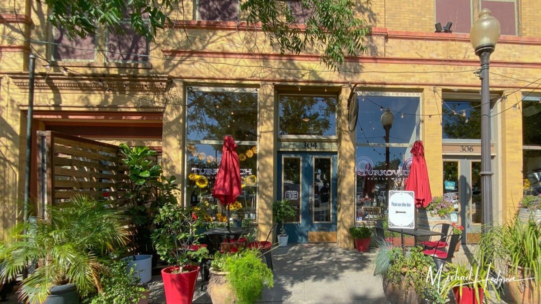 Visit Winters Turkovitch Family Wines Tasting Room
