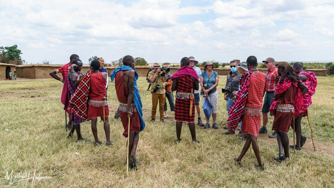 Why I Love Kenya Maasai Mara Village